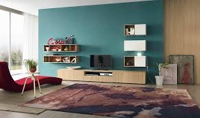 living room wall units with snazzy compositional freedom