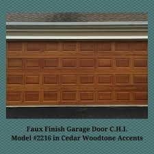 Faux Paint Garage Door - custom garage door installation atlanta ga css garage doors