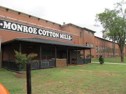 monroe cotton mills antique mall largest in the southeast