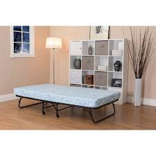 Folding Bed With Mattress Dorel Home Folding Guest Bed With 5 Mattress Walmart