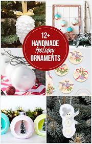12 handmade ornaments time live laugh rowe