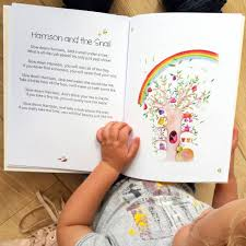nursery rhymes and personalised poems book by my given name