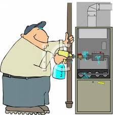 cartoon pictures of cleaning colorful cartoon of a man cleaning a furnace royalty free