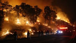 Wildfire Radio by At Least 400 Homes Destroyed By New California Fire Kansas