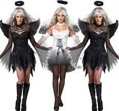Angel Wings Halloween Costume Cheap Angel Fancy Dress Costume Aliexpress