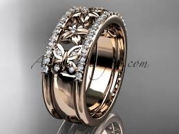 butterfly wedding rings images Wedding bands gold butterfly proposal rings adlr500b jpg