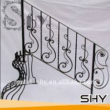 Wrought Iron Railings Interior Stairs Wrought Iron Stair Railing Wrought Iron Stair Railing Suppliers