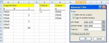 how to copy and paste data in excel using vba based on a criteria