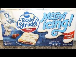 Creepy Toaster Strudel Kid Pillsbury Launches Toaster Strudel Made With