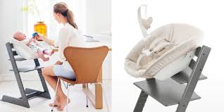 High Chair For Babies The Original Tripp Trapp High Chair For Babies From Stokke