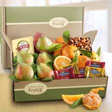 gourmet gift harvest favorites fruit and gourmet gift box ab2022 a gift inside
