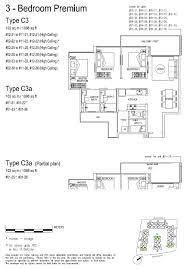 signature at yishun floorplan c3 paulng property