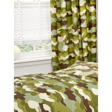 Lined Nursery Curtains by Army Camouflage Lined Curtains