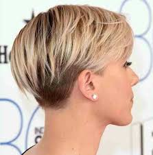 haircuts long in front cropped in back best 25 undercut pixie haircut ideas on pinterest undercut