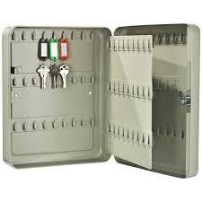 Key Storage Cabinet Barska 105 Position Key Safe Sports Outdoors