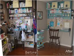 Craft Room Ideas On A Budget - craft room archives mine for the making