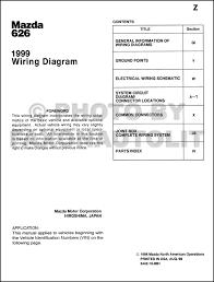mazda 626 v6 wiring diagram linkinx com