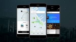uber for android uber just reved its ios android app with awesome features new ui