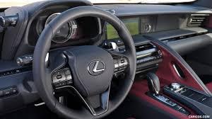 lexus steering wheels 2018 lexus lc 500h hybrid color caviar interior steering