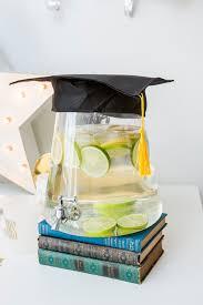 graduation cap centerpieces 8 of the best backyard graduation party ideas beverage tassels