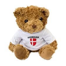 flag teddy bear