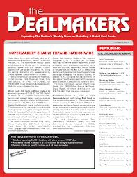 dealmakers magazine october 4 2013 by the dealmakers magazine