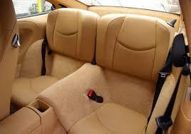 porsche 911 4 seater stupid porsche back seats why half leather half carpet luxury