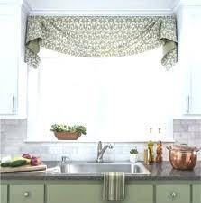 kitchen window valance ideas kitchen window valances marvellous kitchen valance ideas window