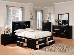 black queen size bedroom sets queen size bedroom sets with storage home design black queen size