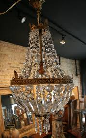 French Empire Chandelier Lighting French Vintage Empire Style Crystal Chandelier