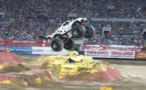 ticketmaster monster truck jam monster trucks all over region in advance of saturday u0027s monster jam