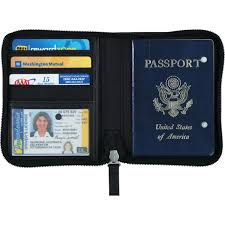 Pennsylvania travel document holder images Passport travel wallets
