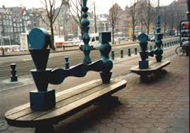 Sister Company Of Bench Hargreaves Foundry Damrak Amsterdam