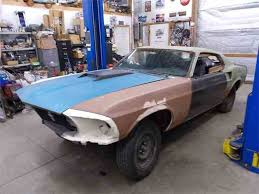1969 mustang grande for sale 1969 ford mustang for sale on classiccars com 95 available
