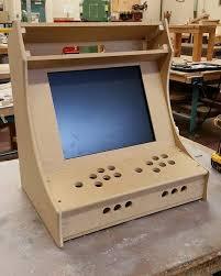 Bar Top Arcade Cabinet Raspberry Pi Bartop Arcade Holbrook Tech