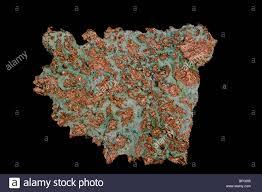Up Michigan Map by Native Copper Michigan Cu Native Element Upper Peninsula