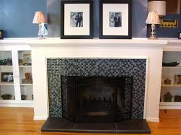 Fireplace Cover Up 113 Best Fireplace Tile Images On Pinterest Fireplace Tiles