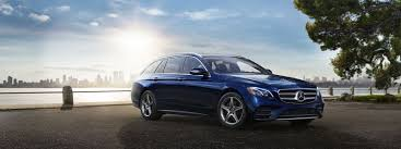 e class luxury wagon mercedes benz