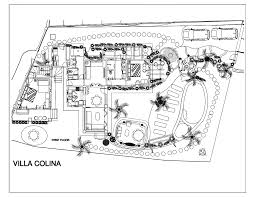 Mexican House Floor Plans Mexican Beach House Floor Plans House And Home Design