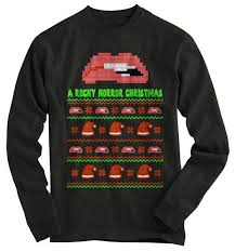 horror sweater rocky horror sweater t shirt gnarly tees