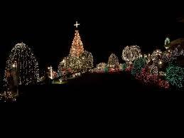 livingston camuso display 2017 santa lights menorah