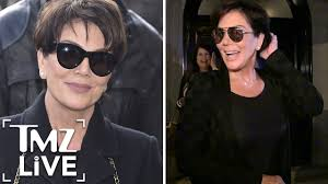 Kris Jenner Live - here u0027s how rich kris jenner is tmz live youtube