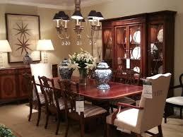 Cool Ethan Allen British Classics Dining Room Set  In Chairs For - Ethan allen dining room table chairs