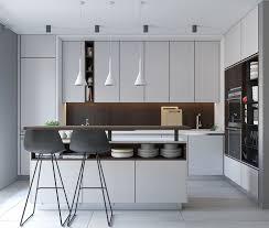 50 modern kitchen designs that use unconventional geometr