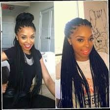 womens hairstyle the box style 10 stunning braided updo hairstyles for black women black women