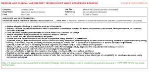 Veterinarian Resume Sample by Clinical Veterinarian Cv Work Experience Samples