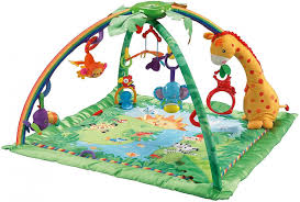 fisher price rainforest music and lights deluxe gym playset best musical baby activity mat fisher price rainforest melodies