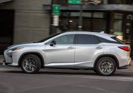 lexus silver 2017 2018 lexus rx 350 keeps its good looks