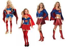 superhero heroine halloween costumes men vs women holidappy