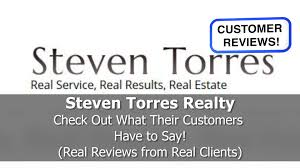 best real estate agent reviews steven torres realty san diego